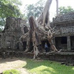 Angkor Archaeolgical Park Preah Kahn