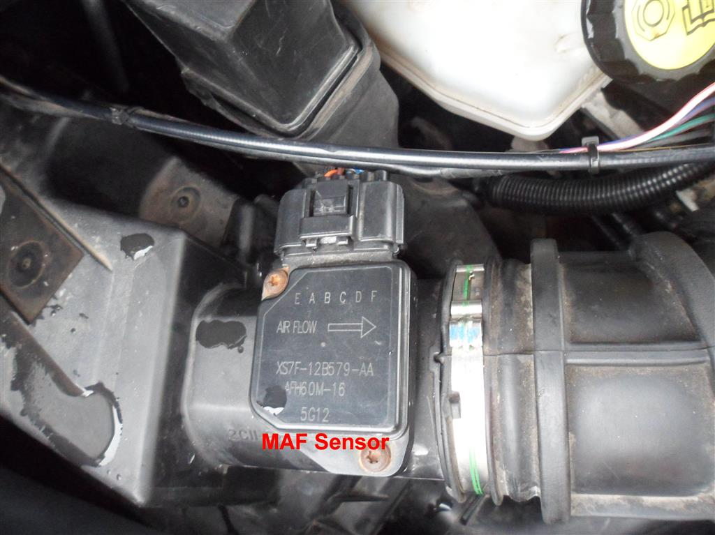 Ford Transit TDCi, low power, low boost (p0235) – Fixed! – Do your ...