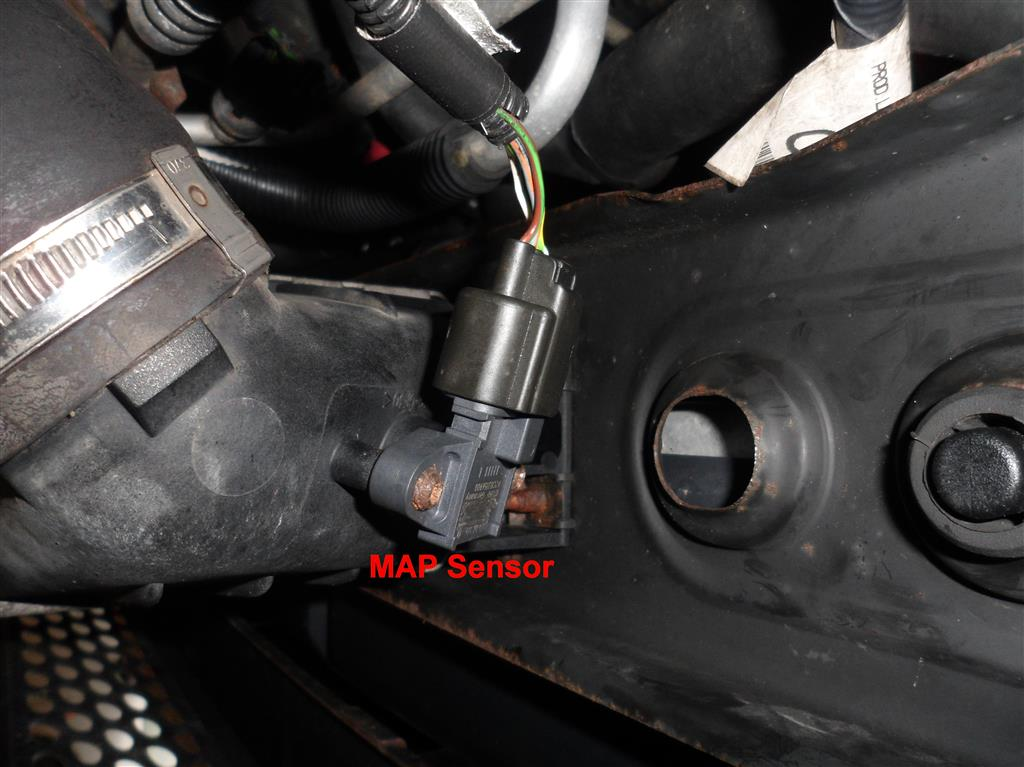 Where Is The 2013 Ford Focus Outside Air Temp Sensor Located Html Autos Weblog