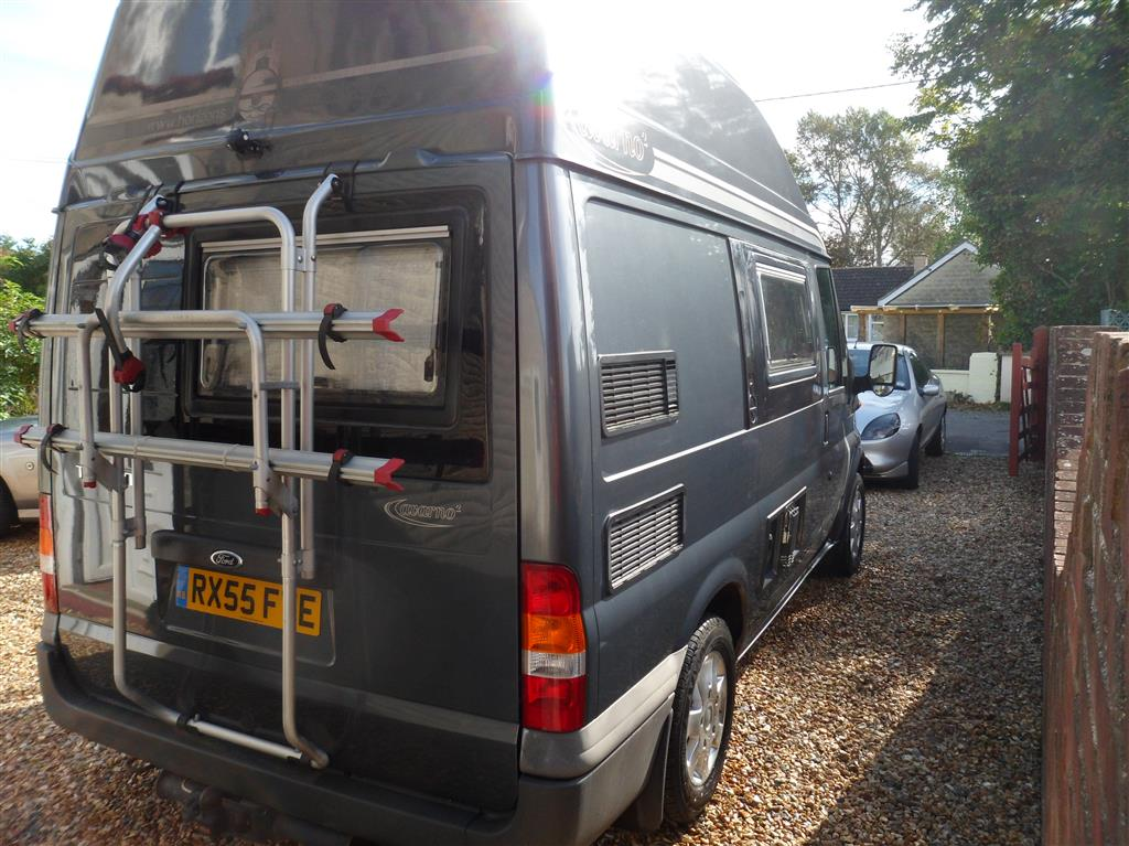 8ade22a7b6 Our van! Sell or keep  – Do your dream!