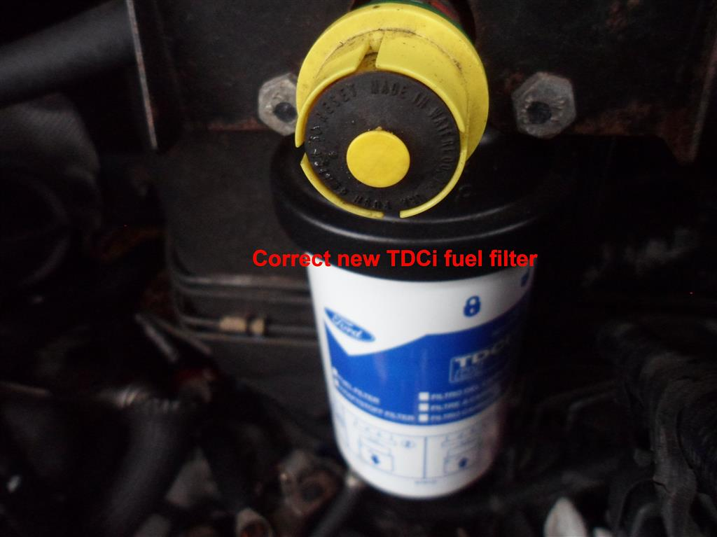 Ford Transit TDCi, low power, low boost (p0235) – Fixed