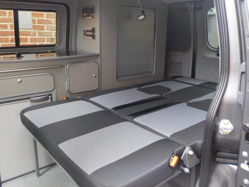 99 Complete Stealthy Fully Kitted Van Nissan Nv200